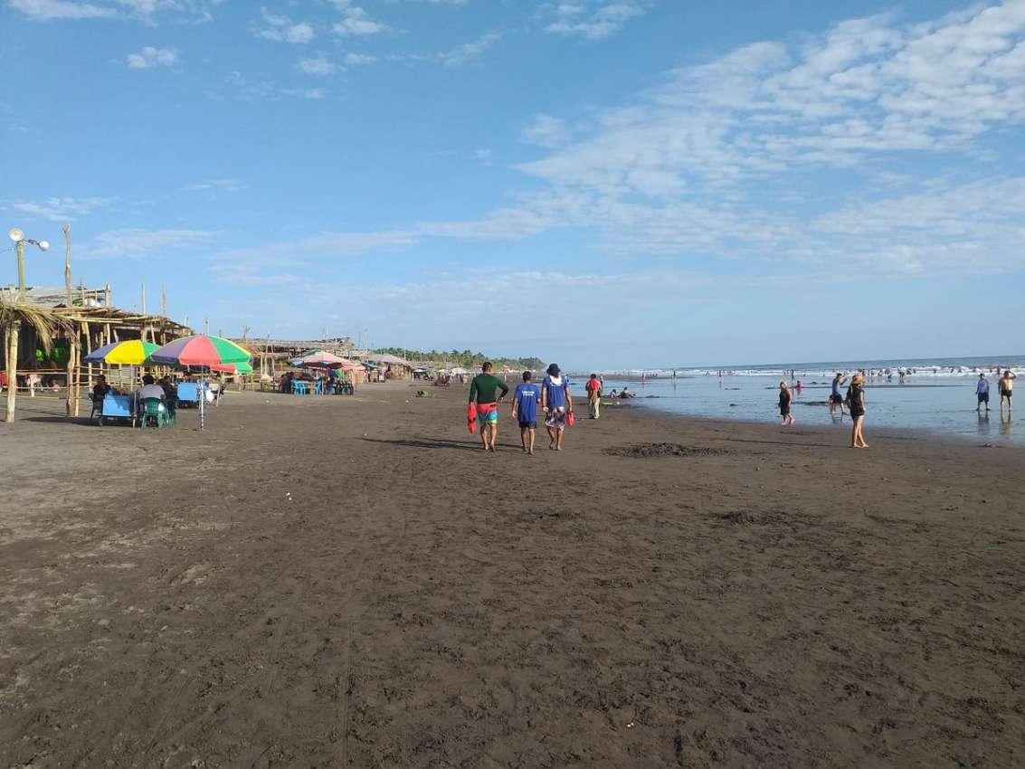 Playas de El Salvador